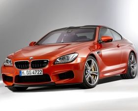 The New BMW M6 Coupé