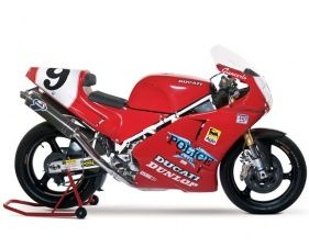Saltarelli Ducati Collection - 1990 ex-Works Ducati 888 SBK