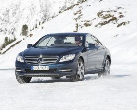 Mercedes-Benz CL-Class, CL 500 4MATIC BlueEFFICIENCY