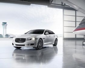 Jaguar unveils the XJ Ultimate at Beijing Auto Show