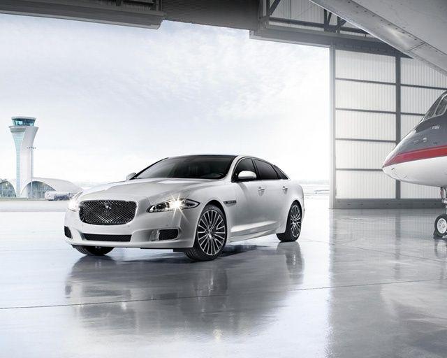 Jaguar unveils the XJ Ultimate at Beijing Auto Show