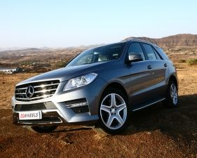 2012 Mercedes-Benz ML350 CDI