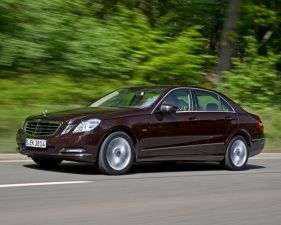 Mercedes-Benz E-Class, E 350 CGI BlueEfficiency