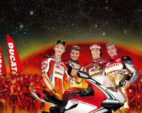 World Ducati Week 2012 Heroes