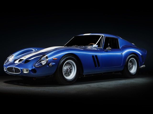 The Ferrari 250 GTO Recently Became Most Expensive Car To Be Over